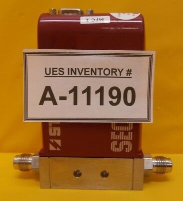 Horiba STEC SEC-4400M Mass Flow Controller MFC AMAT 3030-12516 Used Working