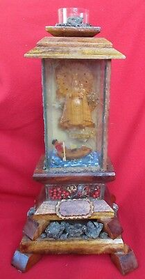 Santeria Vodou One-Of-A-Kind Amazing Shrine For Oshun ~ Caridad Del Cobre