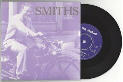 "The Smiths ""Big Mouth Strikes Again""7"" NM OOP Morrissey Johnny Marr Joy Division"