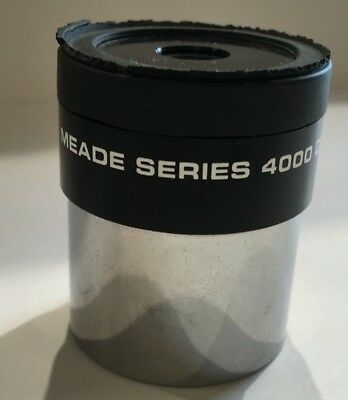 Meade 9.7MM Series 4000 DS Super Plossl Telescope Eyepiece. Quick Shipping!