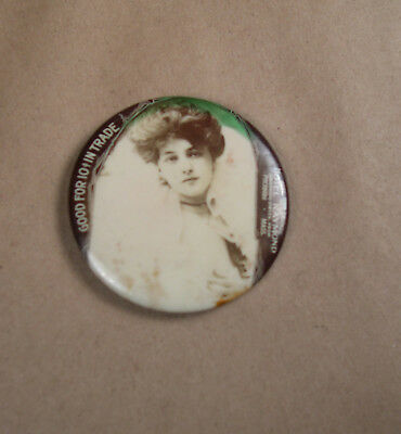 GOOD FOR TRADE Meet Your Friends At HOTEL RAYMOND Antique  Pocket Mirror