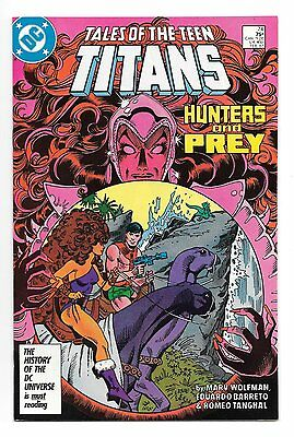 Tales of the Teen Titans #74 (Feb 1987, DC)