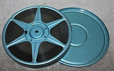 Vintage 8Mm Risque Girl-Girl Stag Movie Reel White Afro American Home Made?
