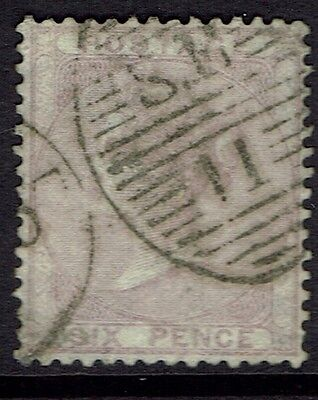 Great Britain, Used, 27, Lilac, Typical Centering