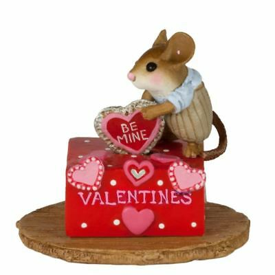Wee Forest Folk M-189d His Secret Valentine Box