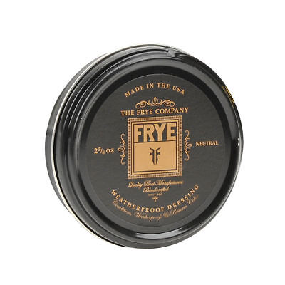 Frye Leather Conditioning Cream Neutral