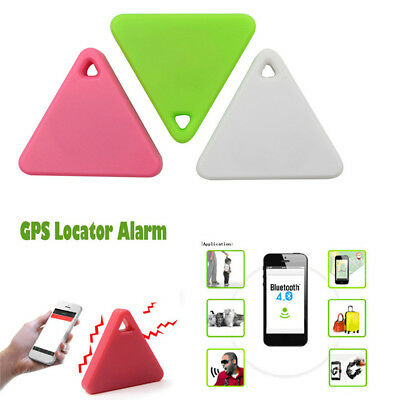 NEW Bluetooth Tracking Finder Device Auto Car Motorcycle Pet Kids Tracker Track