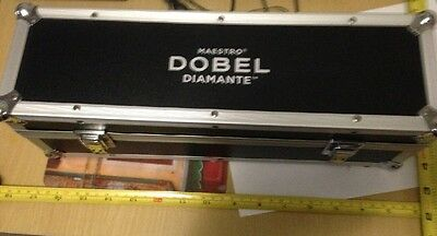 Maestro Dobel Tequila Promo Gift Storage Box Gear with inert for a bottle