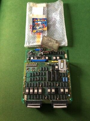 Burger Time Arcade Data East Pcb Board  No Jamma Original