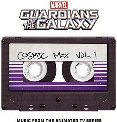 Marvel's Guardians Of The Galaxy: Cosmic Mix, Vol. 1 New Cassette