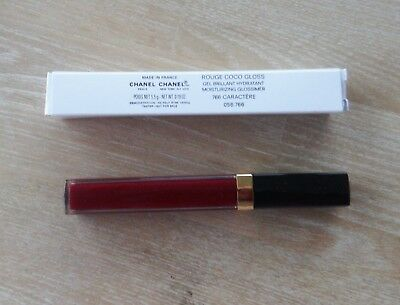 Chanel Rouge Coco Gloss Nr. 766 Caractere 5,5 g NEU!