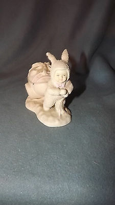 Department 56 Snowbunnies Easter Egg Delivery 1994 Nice # 12