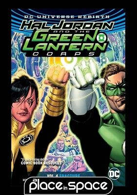 Hal Jordan & The Glc 04 Fracture - Softcover
