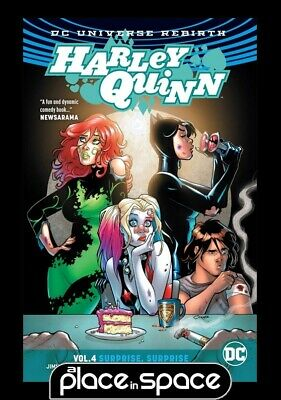 Harley Quinn 04 Surprise Surprise - Softcover