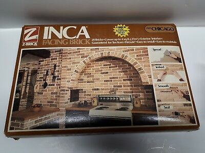 Vintage Z Brick Inca Old Chicago NIB