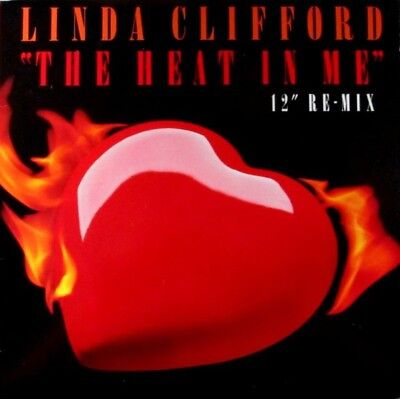 Linda Clifford The Heat In Me Vinyl Single 12inch Red Label