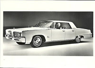 Chrysler Imperial Period Press Photograph.