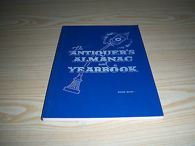 1953 The Antiquer's Almanac & Yearbook Warman Uniontown Pa Historical Events Cal