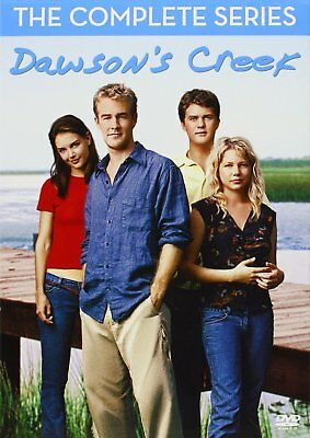 Dawson's Creek: The Complete Series - New Sealed 24-Disc DVD Set