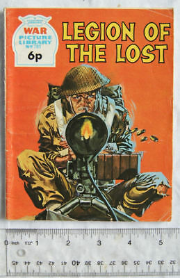 1972 War Picture Library 781 Legion of the Lost