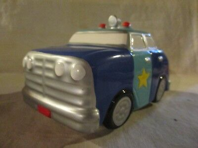 """San Francisco Music Box-Police Car-Plays """"king Of The Road"""""""