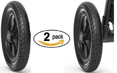 Rear Wheel Set for Baby Jogger City Select & City Premier Strollers (set of 2)