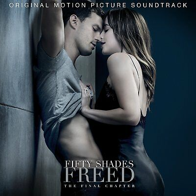 Various: Fifty Shades Freed CD Original Film Soundtrack OST (50 Shades Of Grey)