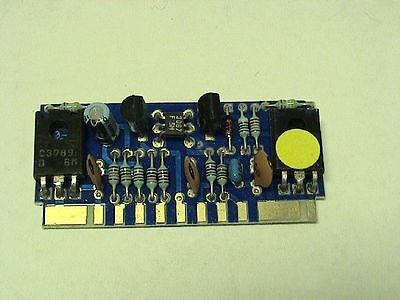 Soundstream Replacement part FEB1 Driver PC board for Reference USA SA amps