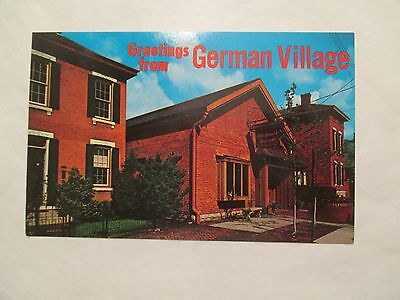 Greetings from german village columbus ohio oh postcard 199 greetings from german village columbus ohio oh postcard m4hsunfo