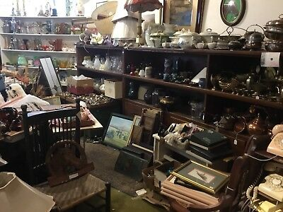 Complete Contents Of A Well Established Antique Store