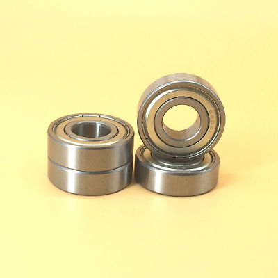 5 Pcs 6203-2RS Electric Motor Sealed Ball Bearing 17 x 40 x 12mm [CAPT2011]