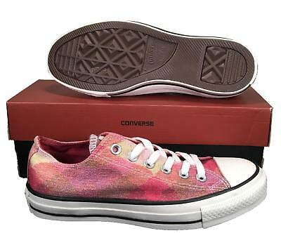 96b5e33ee21967 Converse by Missoni Chuck Taylor All Star Ox Low Top Glitter PINK AUBURN  149691C