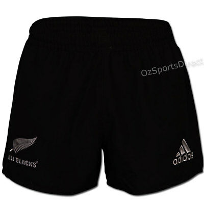 All Blacks 2015 Home Onfield Shorts Sizes 2XL - 3XL  **SALE PRICE**