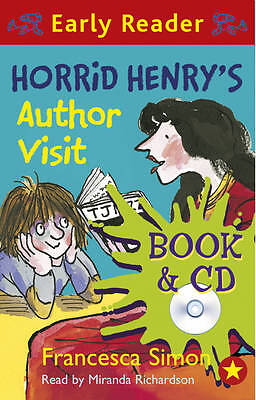 New early reader book cd horrid henrys author visit horrid horrid henrys author visit horrid henry early reader exlibrary expocarfo