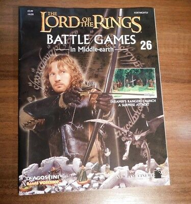 LORD OF THE RINGS Battle Games in Middle-earth Magazine Issue 26