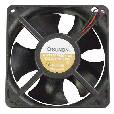 for SUNON EF80251S2-Q01C-S9A 8025 12V 4.44W 80X80X25mm 4-wirecooling Fan