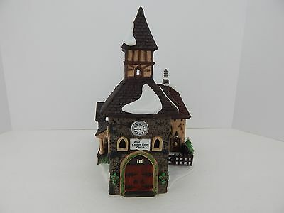 Dept 56 Christmas Carol Dickens Village The Olde Camden Town Church #58346 Great