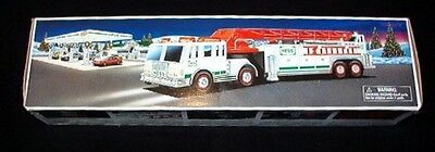 Hess Truck 2000 Fire Truck Nib New In Box