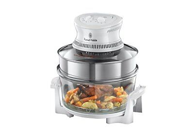 Halogen Oven With Timer 18537, 1400 W - Silver By Russell Hobbs