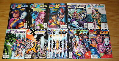 Exiles #1-100 VF/NM complete series + annual + days of then and now - x-men set