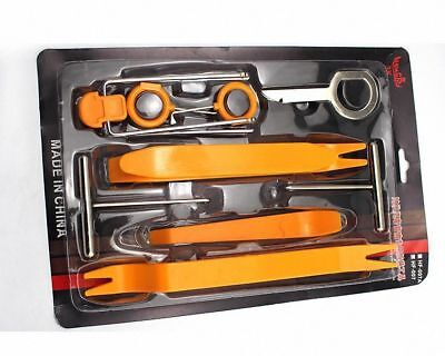 12Pcs Automotive Interior Panel Buckle Disassembly Repair Tool Kit [Capt2011]