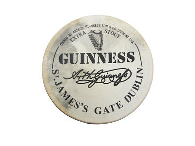 "WALTONS 14"" Bodhran Guinness Logo comes with Beater"