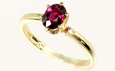 Gold Ruby Ring Flawless ¾ct Antique 19thC Siam Ancient Roman Magic 4 Plague 14kt
