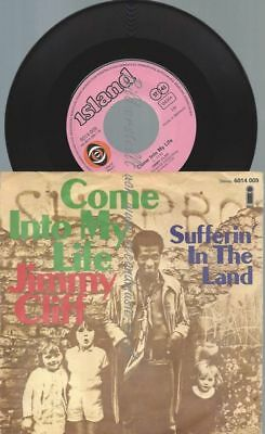 "7""   Jimmy Cliff ‎– Sufferin' In The Land"