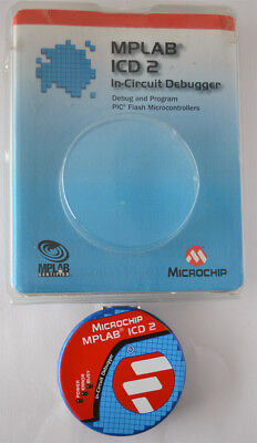Microchip MPLAB ICD 2 In-Circuit Debugger/Programmer DV164005