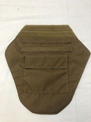 Eagle Industries Lower Body Ballistic Protector  (NO ARMOR) Coyote CIRAS MTV SPC