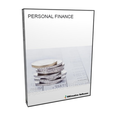 Personal Finance Accounting Business Software for Home Users & Small Business