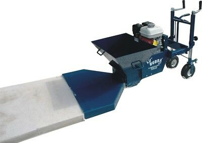 """""""Lil Bubba""""Concrete Curbing Machine 36 inch walkway mold and brick stamp"""