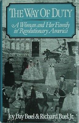 Revolutionary War Era Woman & Family, 1984 Book ***Double Signed***