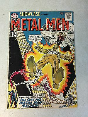 METAL MEN in SHOWCASE #40 KEY ISSUE, 4TH APPEARANCE, 1962, DOC MAGNUS!!